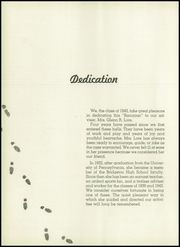 Page 10, 1943 Edition, Bridgeton High School - Baconian Yearbook (Bridgeton, NJ) online yearbook collection