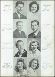 Page 15, 1945 Edition, Bridgeton High School - Baconian Yearbook (Bridgeton, NJ) online yearbook collection
