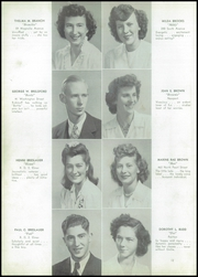 Page 16, 1945 Edition, Bridgeton High School - Baconian Yearbook (Bridgeton, NJ) online yearbook collection