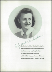 Page 8, 1945 Edition, Bridgeton High School - Baconian Yearbook (Bridgeton, NJ) online yearbook collection