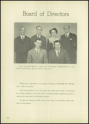 Page 14, 1947 Edition, Bridgeton High School - Baconian Yearbook (Bridgeton, NJ) online yearbook collection