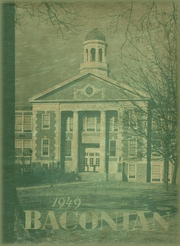 1949 Edition, Bridgeton High School - Baconian Yearbook (Bridgeton, NJ)