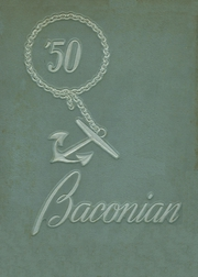 Page 1, 1950 Edition, Bridgeton High School - Baconian Yearbook (Bridgeton, NJ) online yearbook collection