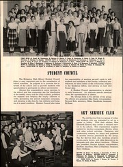 Page 88, 1953 Edition, Bridgeton High School - Baconian Yearbook (Bridgeton, NJ) online yearbook collection