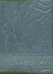 1954 Edition, Bridgeton High School - Baconian Yearbook (Bridgeton, NJ)