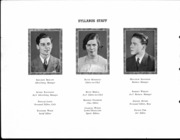 Page 7, 1934 Edition, East Orange High School - Syllabus Yearbook (East Orange, NJ) online yearbook collection
