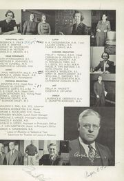 Page 11, 1939 Edition, East Orange High School - Syllabus Yearbook (East Orange, NJ) online yearbook collection
