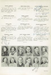 Page 15, 1939 Edition, East Orange High School - Syllabus Yearbook (East Orange, NJ) online yearbook collection
