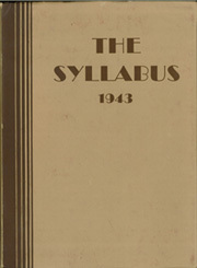 Page 1, 1943 Edition, East Orange High School - Syllabus Yearbook (East Orange, NJ) online yearbook collection