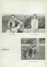 Page 15, 1945 Edition, Mark Keppel High School - Teocalli Yearbook (Alhambra, CA) online yearbook collection