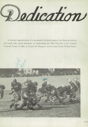 Page 9, 1945 Edition, Mark Keppel High School - Teocalli Yearbook (Alhambra, CA) online yearbook collection