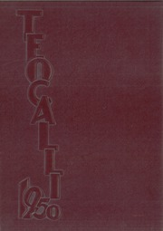 Mark Keppel High School - Teocalli Yearbook (Alhambra, CA) online yearbook collection, 1950 Edition, Page 1