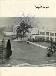 Page 10, 1950 Edition, Mark Keppel High School - Teocalli Yearbook (Alhambra, CA) online yearbook collection