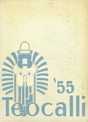 1955 Edition, Mark Keppel High School - Teocalli Yearbook (Alhambra, CA)