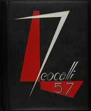 1957 Edition, Mark Keppel High School - Teocalli Yearbook (Alhambra, CA)