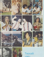 1981 Edition, Mark Keppel High School - Teocalli Yearbook (Alhambra, CA)