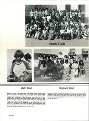 Page 110, 1981 Edition, Mark Keppel High School - Teocalli Yearbook (Alhambra, CA) online yearbook collection