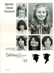 Page 180, 1981 Edition, Mark Keppel High School - Teocalli Yearbook (Alhambra, CA) online yearbook collection