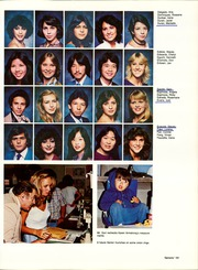 Page 185, 1981 Edition, Mark Keppel High School - Teocalli Yearbook (Alhambra, CA) online yearbook collection