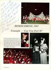Page 16, 1982 Edition, Mark Keppel High School - Teocalli Yearbook (Alhambra, CA) online yearbook collection