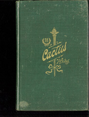 1898 Edition, University of Texas Austin - Cactus Yearbook (Austin, TX)