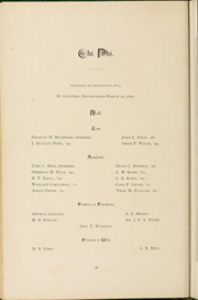 Page 108, 1898 Edition, University of Texas Austin - Cactus Yearbook (Austin, TX) online yearbook collection