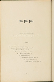 Page 110, 1898 Edition, University of Texas Austin - Cactus Yearbook (Austin, TX) online yearbook collection