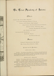 Page 115, 1898 Edition, University of Texas Austin - Cactus Yearbook (Austin, TX) online yearbook collection