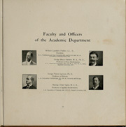 Page 15, 1902 Edition, University of Texas Austin - Cactus Yearbook (Austin, TX) online yearbook collection