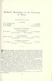 Page 215, 1903 Edition, University of Texas Austin - Cactus Yearbook (Austin, TX) online yearbook collection