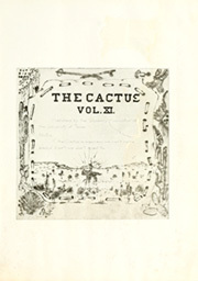Page 11, 1904 Edition, University of Texas Austin - Cactus Yearbook (Austin, TX) online yearbook collection
