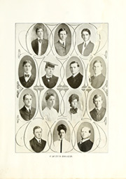 Page 15, 1904 Edition, University of Texas Austin - Cactus Yearbook (Austin, TX) online yearbook collection