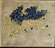 1906 Edition, University of Texas Austin - Cactus Yearbook (Austin, TX)