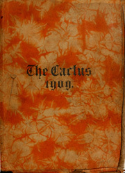 1909 Edition, University of Texas Austin - Cactus Yearbook (Austin, TX)