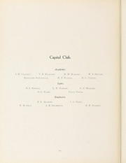 Page 180, 1909 Edition, University of Texas Austin - Cactus Yearbook (Austin, TX) online yearbook collection