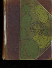 1910 Edition, University of Texas Austin - Cactus Yearbook (Austin, TX)