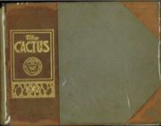 1912 Edition, University of Texas Austin - Cactus Yearbook (Austin, TX)