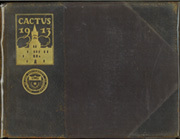 1913 Edition, University of Texas Austin - Cactus Yearbook (Austin, TX)