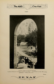 Page 17, 1918 Edition, University of Texas Austin - Cactus Yearbook (Austin, TX) online yearbook collection