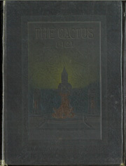 1921 Edition, University of Texas Austin - Cactus Yearbook (Austin, TX)