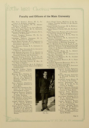 Page 36, 1921 Edition, University of Texas Austin - Cactus Yearbook (Austin, TX) online yearbook collection