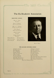 Page 37, 1921 Edition, University of Texas Austin - Cactus Yearbook (Austin, TX) online yearbook collection
