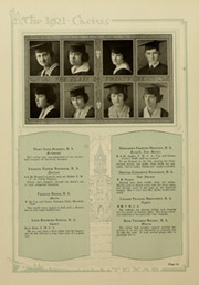 Page 46, 1921 Edition, University of Texas Austin - Cactus Yearbook (Austin, TX) online yearbook collection