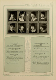 Page 47, 1921 Edition, University of Texas Austin - Cactus Yearbook (Austin, TX) online yearbook collection