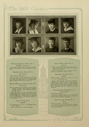Page 52, 1921 Edition, University of Texas Austin - Cactus Yearbook (Austin, TX) online yearbook collection