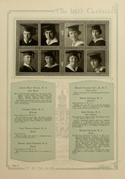 Page 53, 1921 Edition, University of Texas Austin - Cactus Yearbook (Austin, TX) online yearbook collection