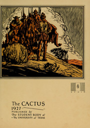 Page 7, 1927 Edition, University of Texas Austin - Cactus Yearbook (Austin, TX) online yearbook collection