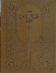 University of Texas Austin - Cactus Yearbook (Austin, TX) online yearbook collection, 1928 Edition, Page 1