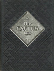 1930 Edition, University of Texas Austin - Cactus Yearbook (Austin, TX)
