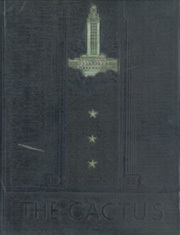 Page 1, 1936 Edition, University of Texas Austin - Cactus Yearbook (Austin, TX) online yearbook collection